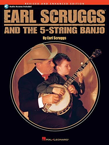 earl-scruggs-and-the-5-string-banjo-revised-and-enhanced-edition-book-with-cd