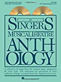 The Singers Musical Theatre Anthology Tenor Accompaniment