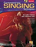 Rose, Bob: Contemporary Singing Techniques: Women's Edition  An Audio Method With a Reference Text