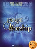 The Best Praise & Worship Songs Ever (Piano/Vocal/Guitar Songbook)