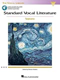 Walters, Richard: Standard Vocal Literature - An Introduction to Repertoire: Soprano (Vocal Library)