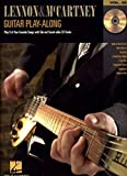 Lennon, John: Lennon and McCartney: Guitar Play-Along Volume 25