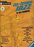 Hal Leonard Corp.: Up-Tempo Jazz: Jazz Play Along Series Vol. 51 (Hal Leonard Jazz Play-Along)