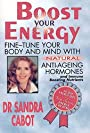 Boost your energy - Sandra Cabot