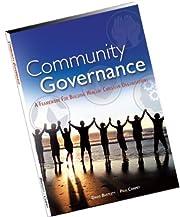 Community Governance: A Framework for…