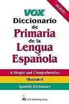 Vox Diccionario De Primaria De La Lengua…