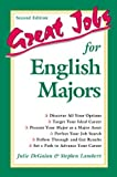 Lambert, Stephen: Great Jobs for English Majors
