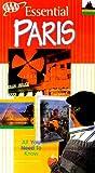 AAA: Essential Paris (AAA Essential Guides Series)