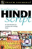 Snell, Rupert: Beginner's Hindi Script