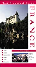 France Trip Planner & Guide by Emma Stanford