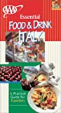 Conte, Susan: Essential Food &amp; Drink Italy