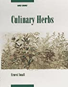 Culinary Herbs (NRC) by Ernest Small
