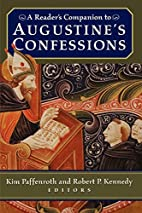 A Reader's Companion to Augustine's…