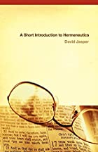 A Short Introduction to Hermeneutics by…