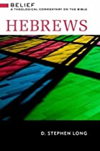 Hebrews: Belief: a Theological Commentary on…