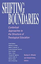 Shifting Boundaries: Contextual Approaches…