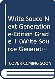 Patrick Sebranek: Great Source Write Souce Next Generation: Student Edition E-Edition DVD Grade 1 (Write Source Generation III)