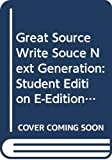Patrick Sebranek: Great Source Write Souce Next Generation: Student Edition E-Edition DVD Grade 4 2009