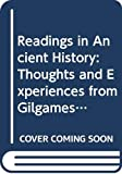 Bailkey, Nels M.: Readings in Ancient History: Thought and Experience from Gilgamesh to St. Augustine