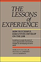 Lessons of Experience: How Successful…