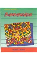 Bienvenidos : spanish for mastery a by…