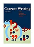 Hickman, Mary A.: Correct Writing