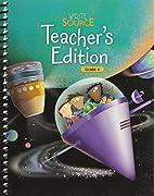 Write Source: Teacher?s Edition Grade 6 2004…