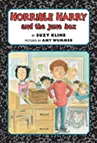 Horrible Harry and the June Box by Suzy…