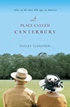 A Place Called Canterbury: Tales of the New…
