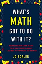 What's Math Got to Do with It?: How…