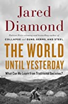 The world until yesterday : what can we…