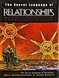 Goldschneider, Gary: The Secret Language of Relationships: Your Complete Personology Guide to Any Relationship With Anyone