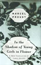 In the Shadow of Young Girls in Flower by…