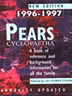 Pears Cyclopaedia 1996-97 by Chris Cook