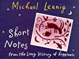 Leunig, Michael: Short Notes from the Long History of Happiness