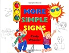 More Simple Signs by Cindy Wheeler