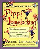 Lindgren, Astrid: The Adventures of Pippi Longstocking