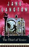 Langton, Jane: The Thief of Venice: A Homer Kelly Mystey