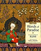 Words of Paradise (Sacred Wisdom) by Raficq…