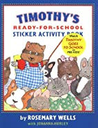 Timothy's Ready for School Sticker…