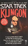 Cox, Greg: Klingon : A Warriors Guide