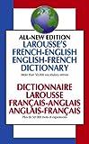 Larousse: Larousse French English Dictionary Canadian Edition