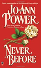 Never Before by Jo-Ann Power
