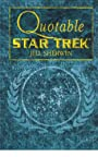 Quotable Star Trek - Jill Sherwin