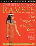 Jacq, Christian: The Temple of a Million Years (Ramses)