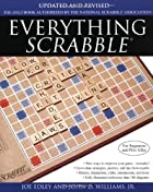 Everything Scrabble by Joe Edley