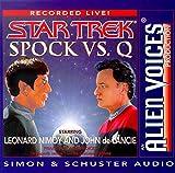 Leonard Nimoy: Spock Vs Q Cd