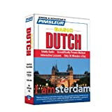 Pimsleur: Dutch, Basic: Learn to Speak and Understand Dutch with Pimsleur Language Programs (Simon & Schuster's Pimsleur)