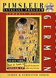 Pimsleur: German: 2nd Ed. (Pimsleur Language Program)