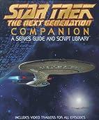 Star Trek: Next Generation Companion…